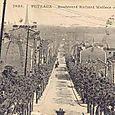 Bld Richard Wallace (vue de la Gare de Puteaux)